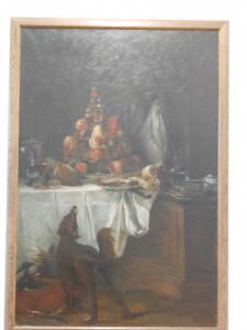 Henri Matisse, Le buffet Copie d'après Chardin 1896