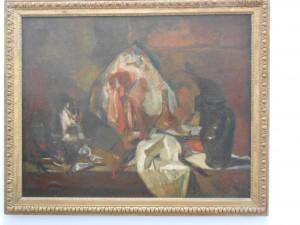 Henri Matisse, La raie d'après Chardin 1894-1901