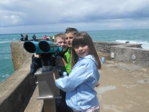 Découverte de la plage de Biarritz