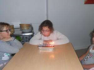Bon anniversaire Honorine !
